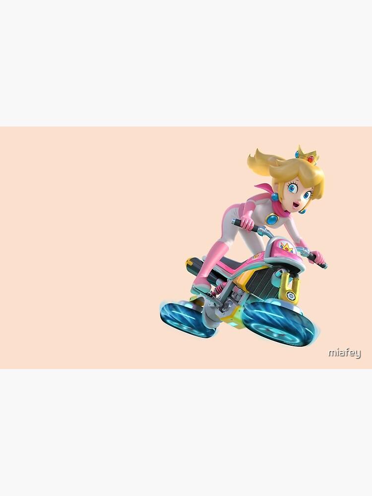Mario Kart 8 Princess Peach Laptop Skin