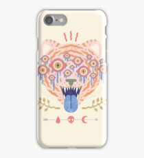 Eyes of the Tiger iPhone Case/Skin