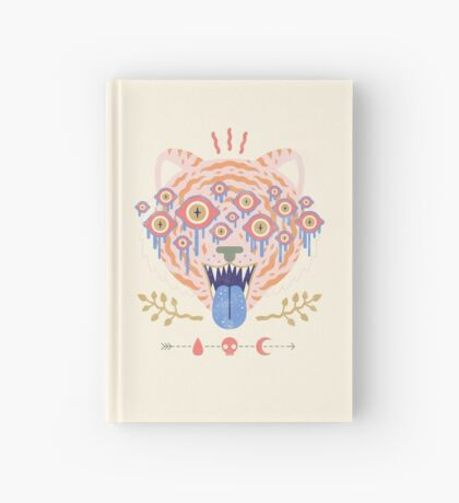 Eyes of the Tiger Hardcover Journal