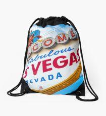 Welcome to fabulous Las Vegas Drawstring Bag