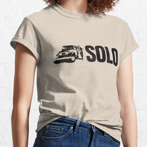 Solo - Han's FJ40 Classic T-Shirt