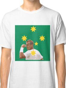 Lleyton Hewitt southern cross Classic T-Shirt