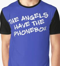 The Angels Have the Phonebox Graphic T-Shirt