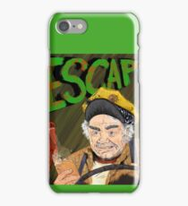 Cabbie's Escape! iPhone Case/Skin
