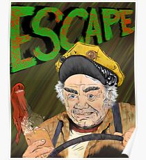 Cabbie's Escape! Poster
