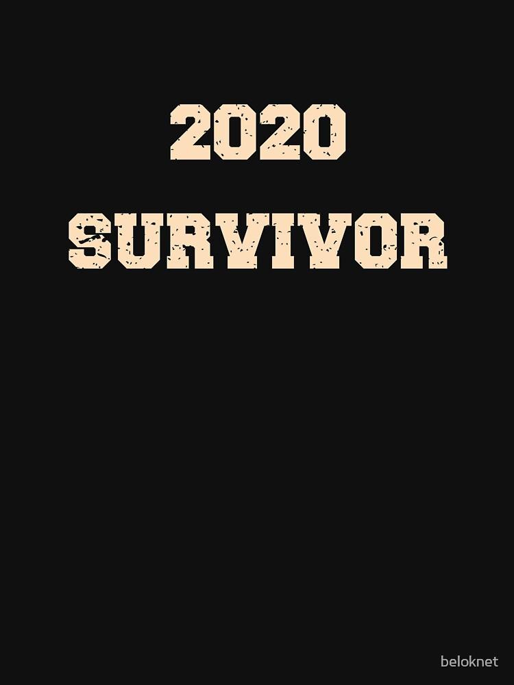 2020 Survivor by beloknet