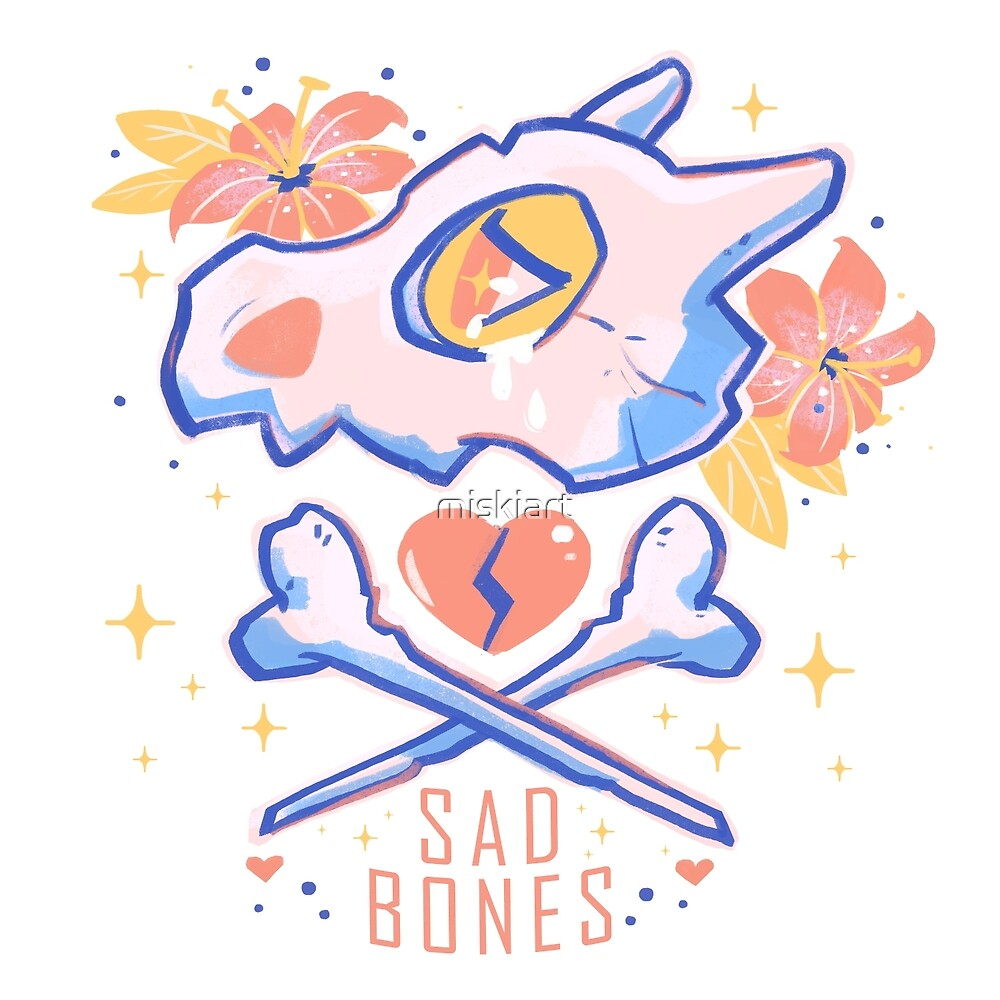 Sad Bones by miskiart
