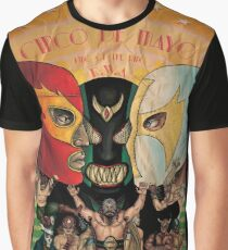 LUCHA LIBRE Graphic T-Shirt