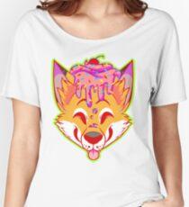 Cupcake Fox Women's Relaxed Fit T-Shirt