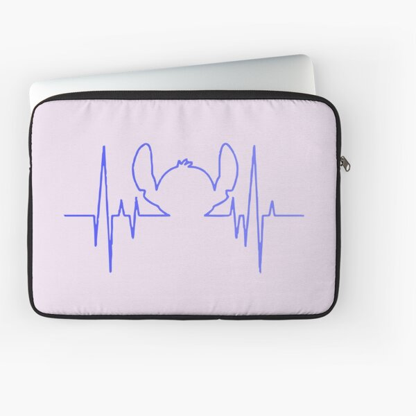 Stitch Beat Laptop Sleeve