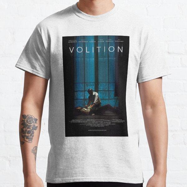 VOLITION FESTIVAL POSTER (vertical) Classic T-Shirt