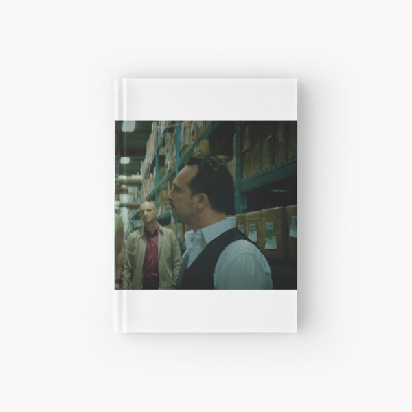 VOLITION - The Boys Hardcover Journal