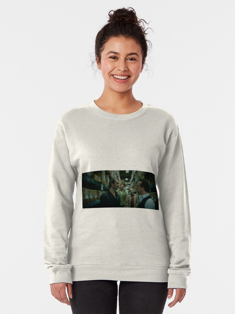 Alternate view of VOLITION - The Boys Pullover Sweatshirt