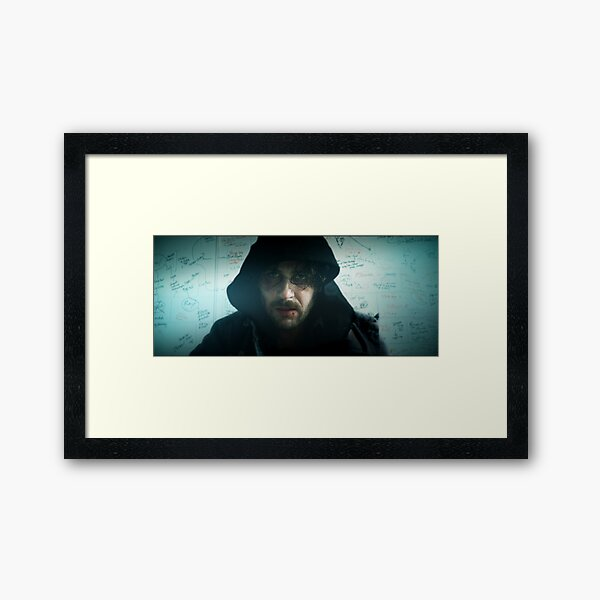 James Down Not Out Framed Art Print