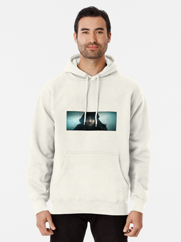 Alternate view of James Down Not Out Pullover Hoodie