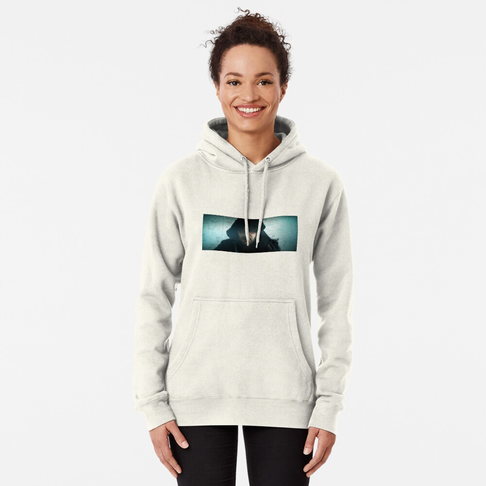 James Down Not Out Pullover Hoodie