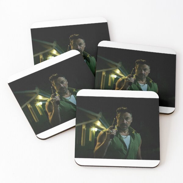 VOLITION - Aleks Paunovic as Terry Coasters (Set of 4)