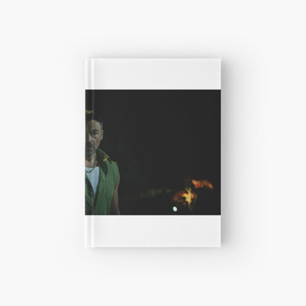 VOLITION - Aleks Paunovic as Terry Hardcover Journal