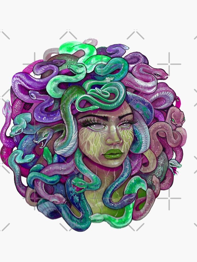 Medusa by saraknid