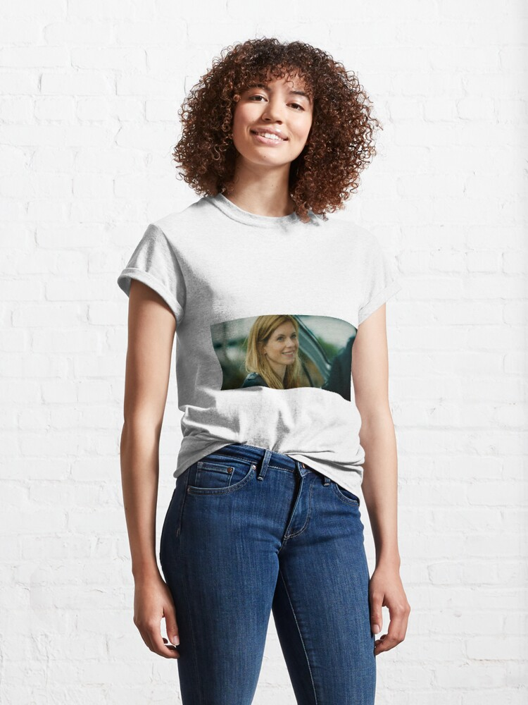 Alternate view of VOLITION - Magda Apanowicz as Angela Classic T-Shirt