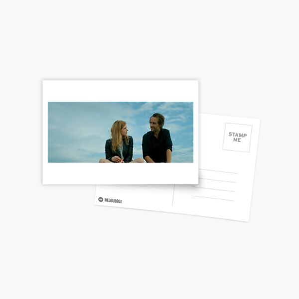 VOLITION - James & Angela Postcard