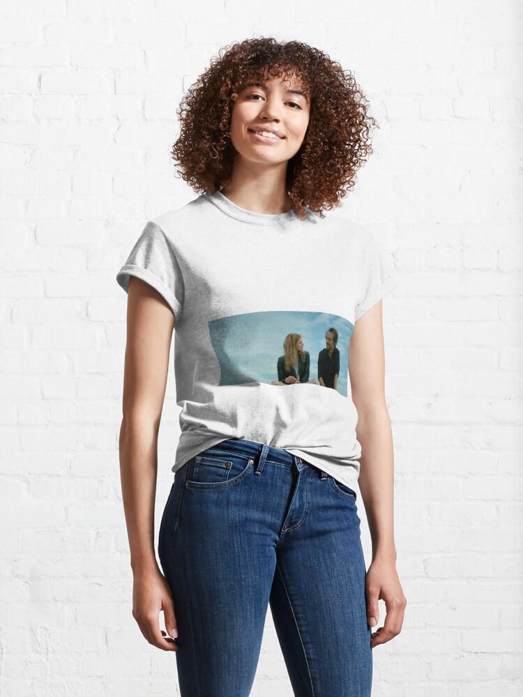 Alternate view of VOLITION - James & Angela Classic T-Shirt