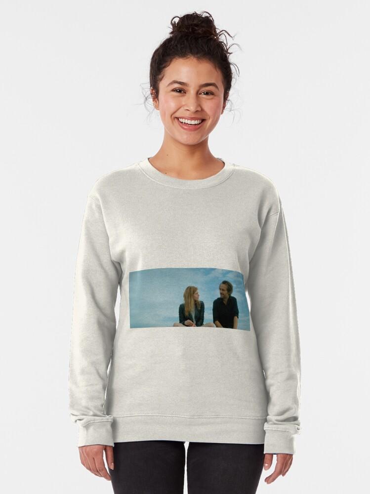 Alternate view of VOLITION - James & Angela Pullover Sweatshirt
