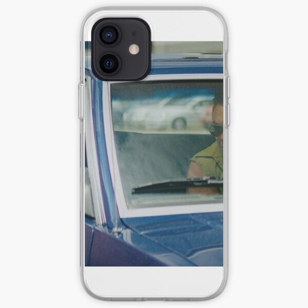 VOLITION - Aleks Paunovic as Terry (behind the wheel) iPhone Soft Case