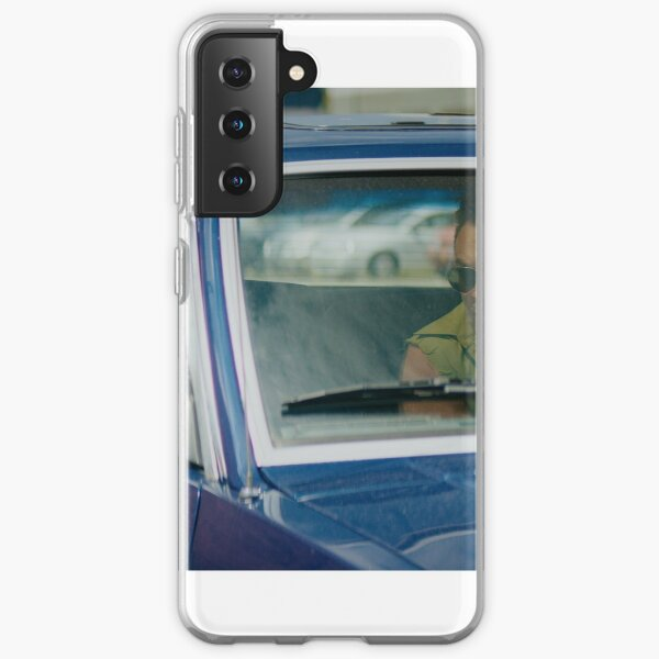 VOLITION - Aleks Paunovic as Terry (behind the wheel) Samsung Galaxy Soft Case