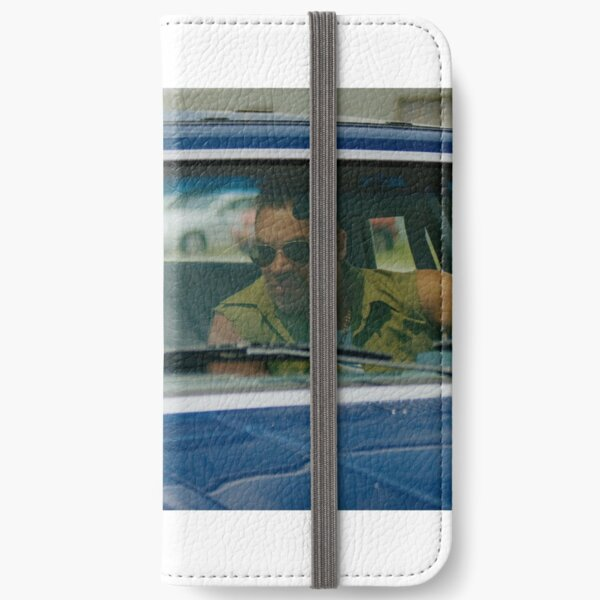 VOLITION - Aleks Paunovic as Terry (behind the wheel) iPhone Wallet