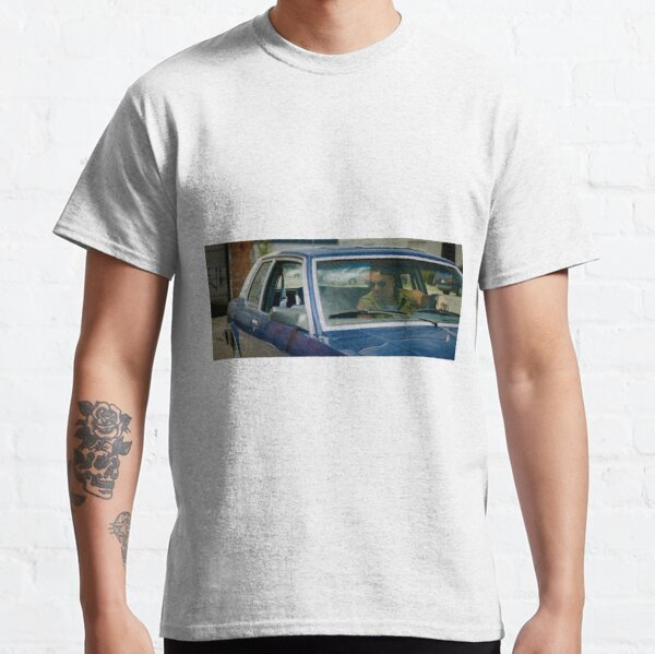 VOLITION - Aleks Paunovic as Terry (behind the wheel) Classic T-Shirt