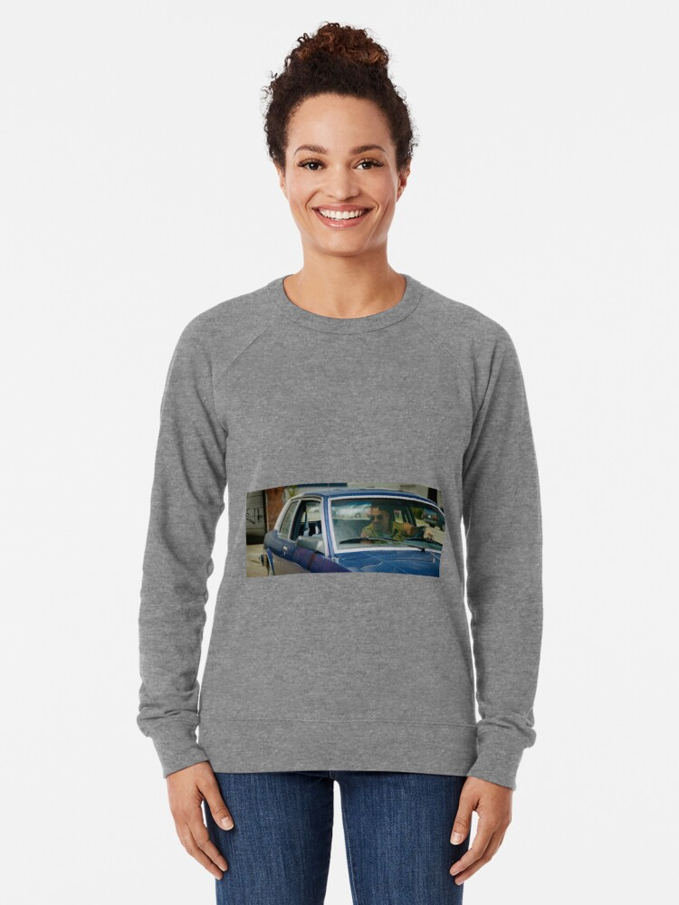 Alternate view of VOLITION - Aleks Paunovic as Terry (behind the wheel) Lightweight Sweatshirt