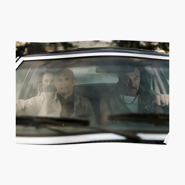 VOLITION - The Boys in the Car Poster