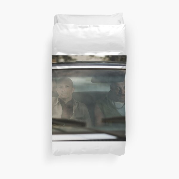 VOLITION - The Boys in the Car Duvet Cover