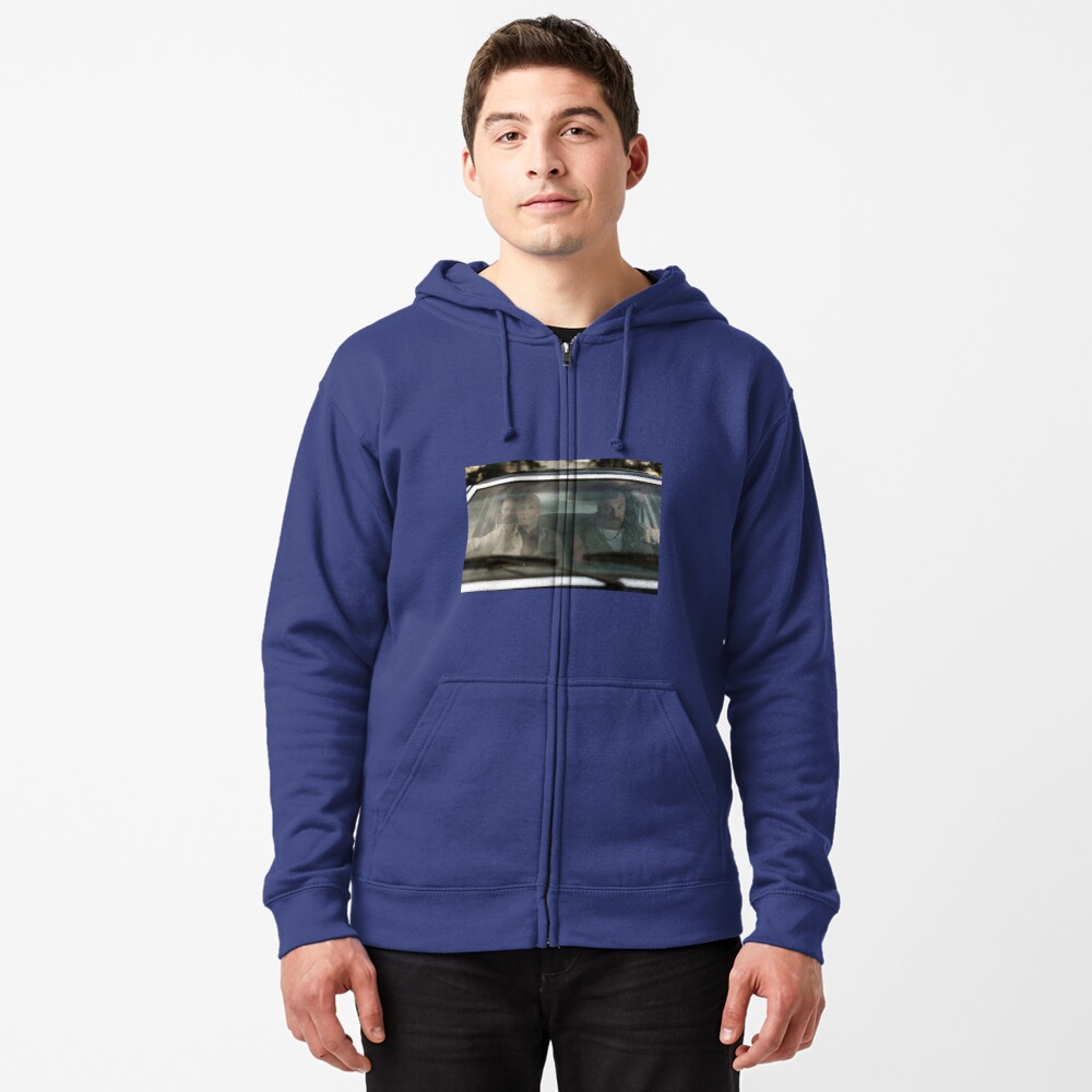 VOLITION - The Boys in the Car Zipped Hoodie