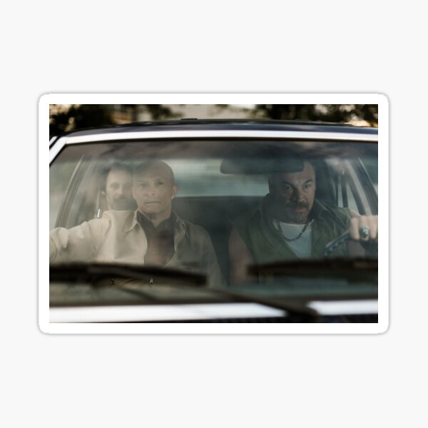 VOLITION - The Boys in the Car Sticker