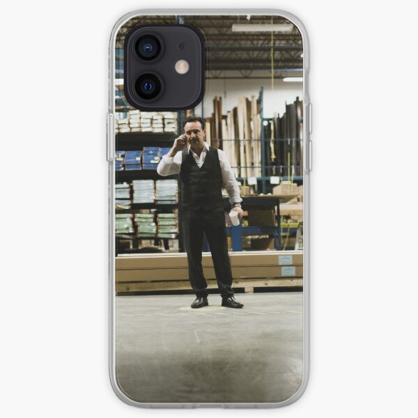 VOLITION - John Cassini as Ray iPhone Soft Case
