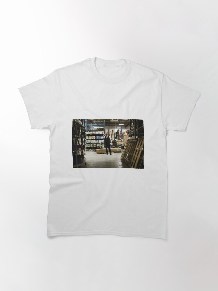 Alternate view of VOLITION - John Cassini as Ray Classic T-Shirt