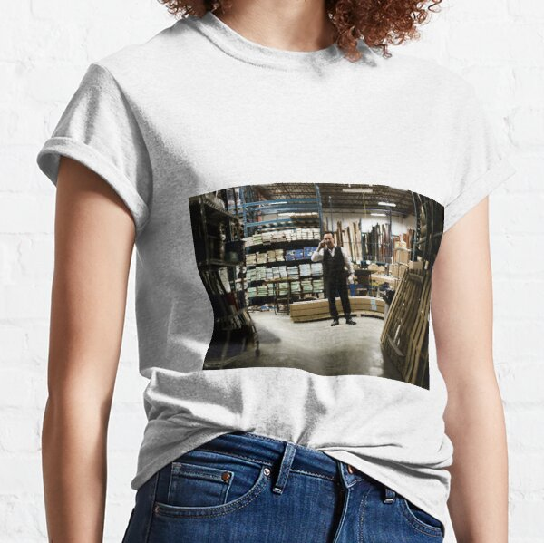 VOLITION - John Cassini as Ray Classic T-Shirt