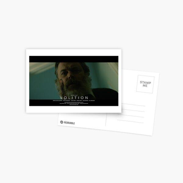 VOLITION - Elliot Postcard