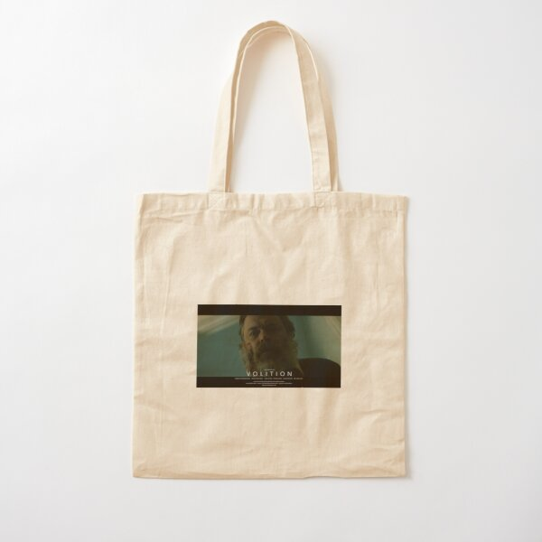 VOLITION - Elliot Cotton Tote Bag