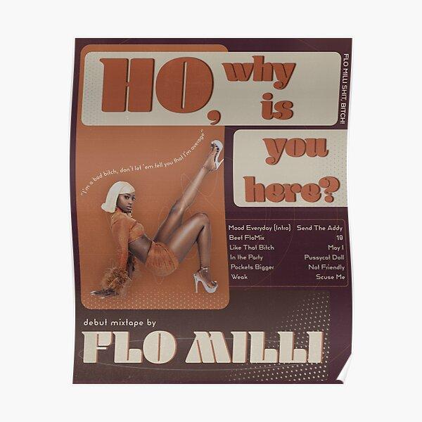 Flo Milli Poster Poster