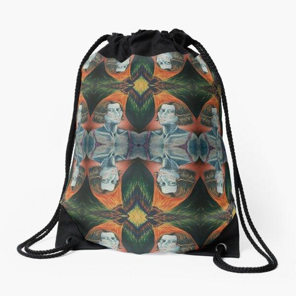 """""""Phoenix Kaleidoscope """" Drawstring Bag"""