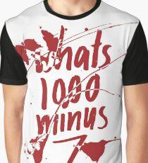 1000-7 Graphic T-Shirt