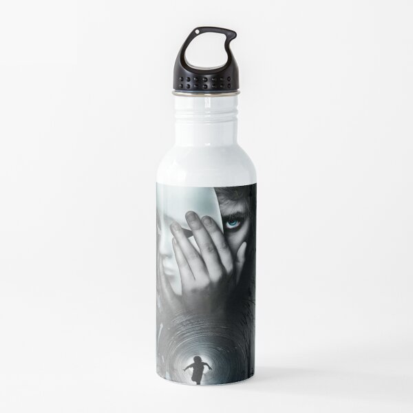 Face with Mask  Water Bottle