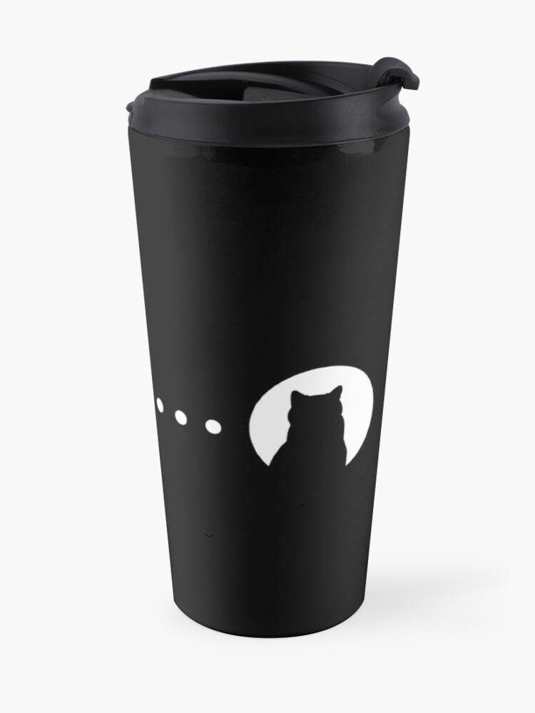 Mug isotherme ''Shadow Gaming Communautaire Jeux': autre vue