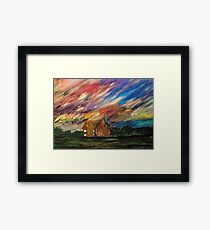 1000 Sunsets Framed Print