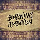 Burning Ambition Fontainebleau Chateau France Architecture by Beverly Claire Kaiya