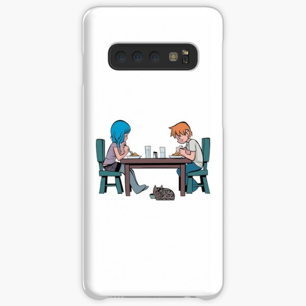 Meal Time Samsung Galaxy Snap Case