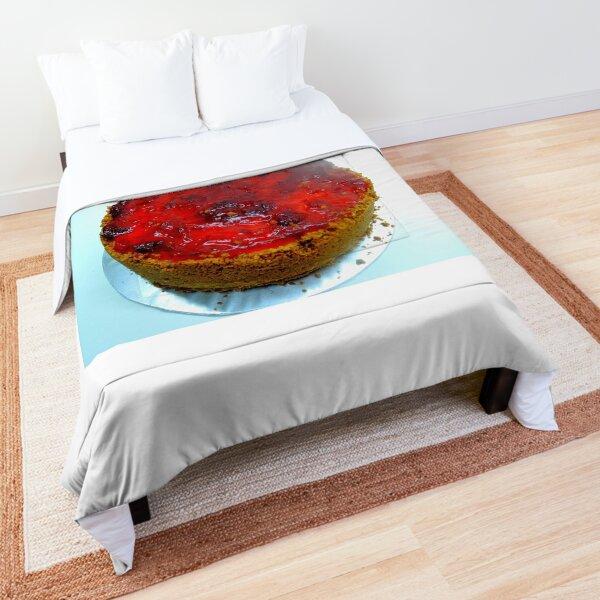 Strawberry Cheesecake Comforter